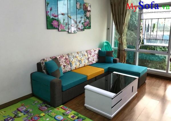 Hình ảnh sofa cho phòng khách nhỏ đẹp