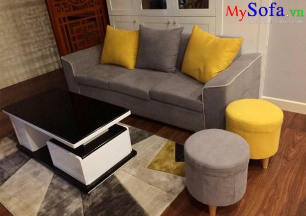 Mẫu ghế sofa văng đẹp giá rẻ
