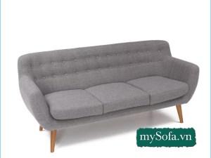 mẫu ghế sopha nhỏ xinh kê phòng khách nhỏ, phòng ngủ đẹp MyS-19579