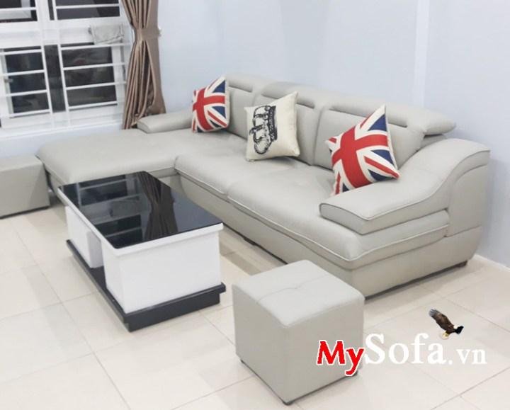 Bộ ghế sofa phòng khách gia đình đẹp giá rẻ
