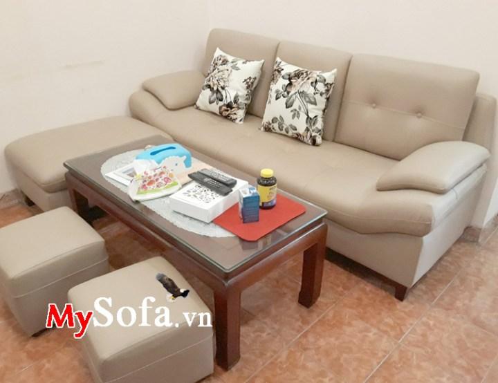 mẫu ghế sofa phòng khách bán chạy