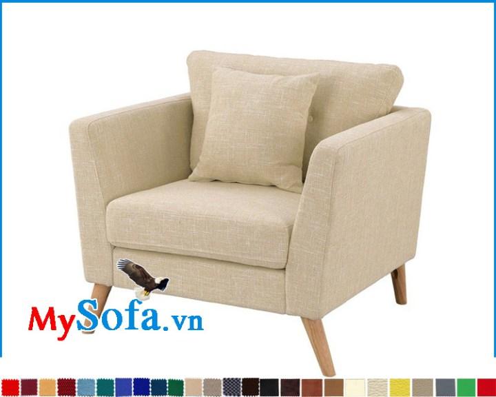Bộ ghế sofa đơn giá rẻ bán ở MySofa.vn Hà Nội
