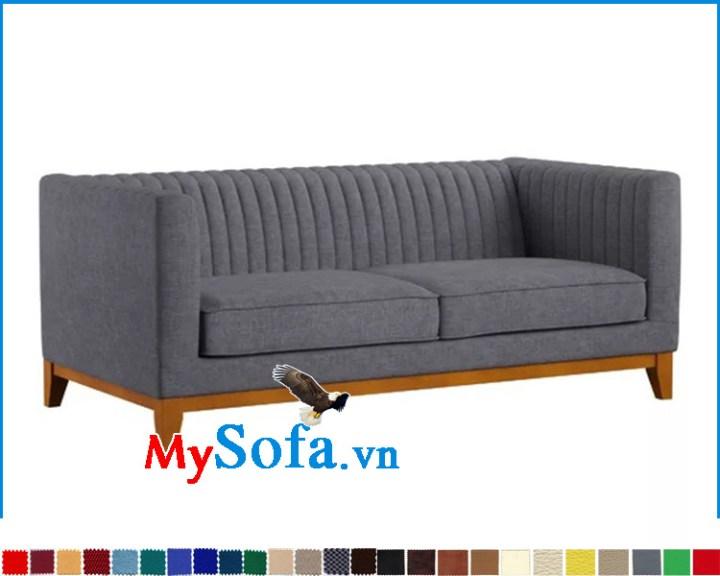 Ghế sofa hiện đại thiết kế lai cổ điển
