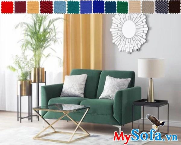 MyS 0619020 có thiết kế dạng văng mini nhỏ gọn và phong cách