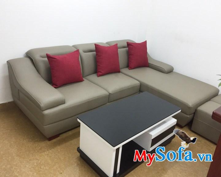 Sofa góc chữ L kích thước nhỏ mini