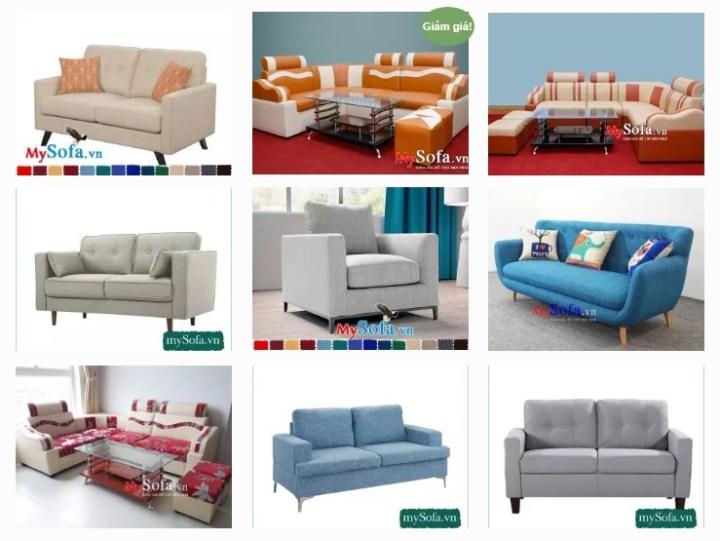 sofa giá rẻ 2 triệu đồng một bộ
