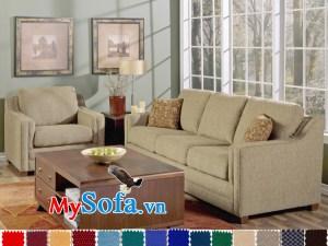 bộ ghế sô pha cho phòng khách hiện đại MyS-1910836
