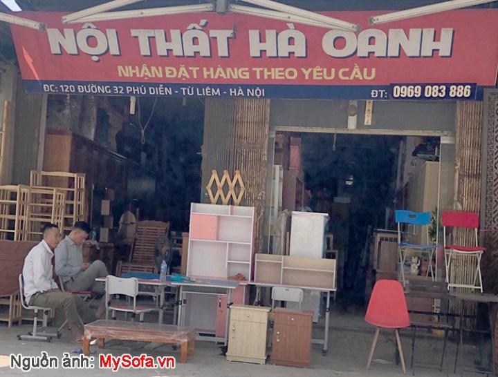 cửa hàng nội thất gia đình Hà Oanh 120 Đường 32