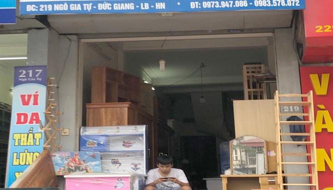 Cửa hàng nội thất Quang Vinh 219 Ngô Gia Tự