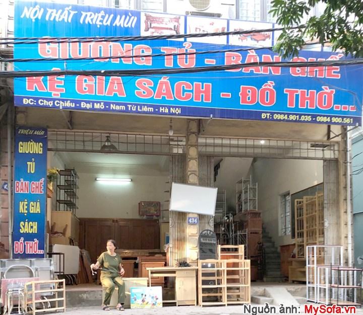 cửa hàng nội thất Triệu Mùi-  Chợ Chiều