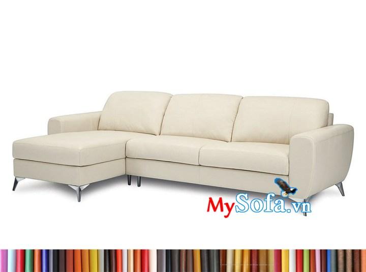 MyS-1912585 Sofa da cao cấp