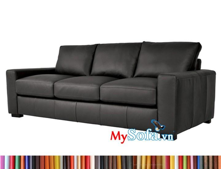 Sofa văng dài 3 chỗ ngồi