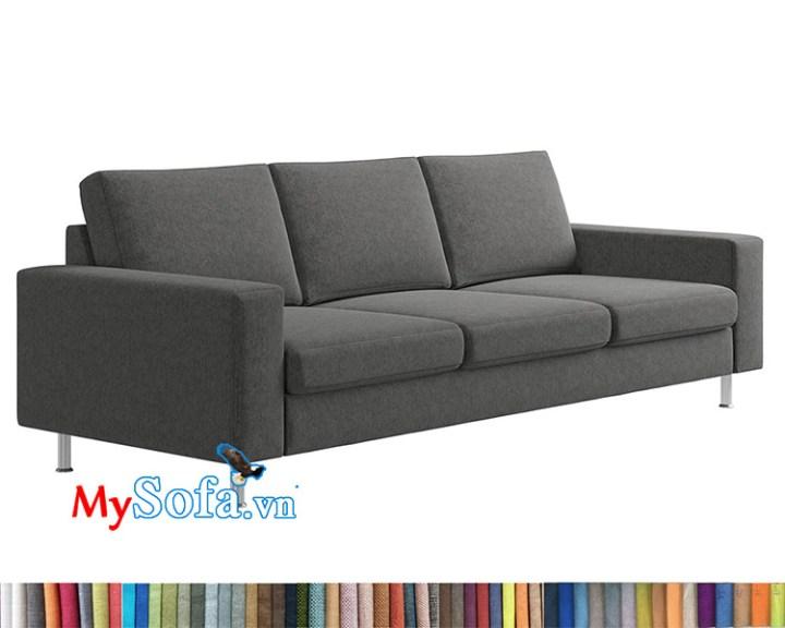 mẫu ghế sofa nỉ MyS-1912426 hiện đại