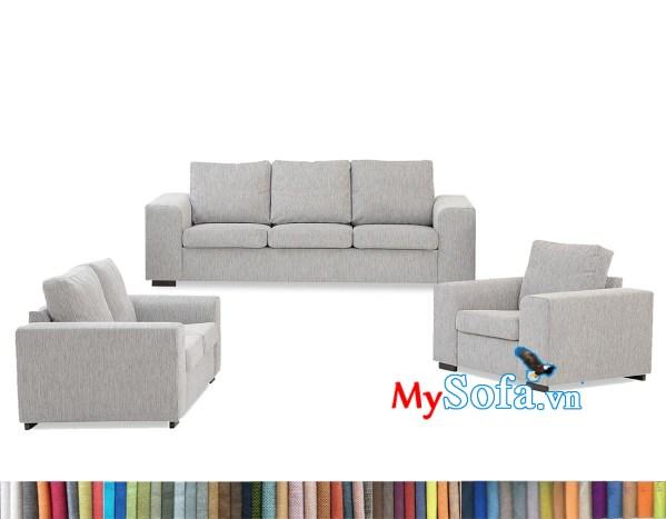 MyS-1912882 Bộ sofa nỉ văng đẹp