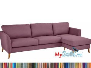 MyS-2001876 Sofa nỉ góc đẹp