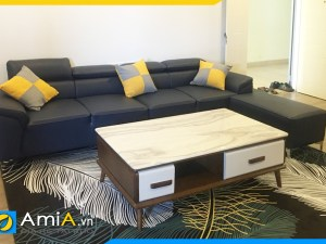 ghe sofa cho phong khach nho hep amia sfd2820