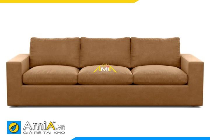 ghe sofa cang da mau nau da bo amia sfd20125
