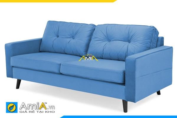 sofa vang 2 cho ngoi nho gọn amia sfn20213