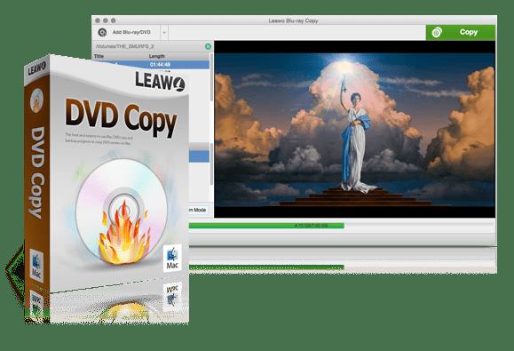 leawo dvd copy mac