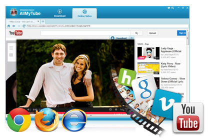 AllMyTube Wondershare YouTube Downloader 20% Discount (Win