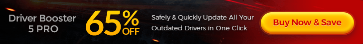 driver booster discount