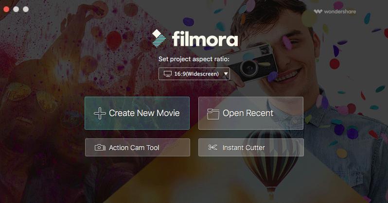 create new movie