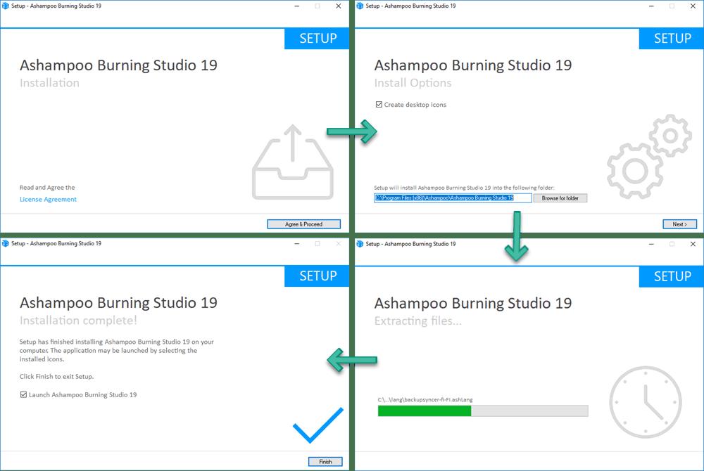 ashampoo burning studio 19 activation code