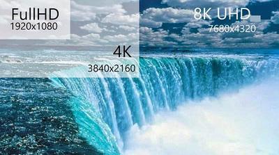 4K VS 8K