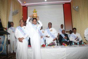 Launching at yadavagiri mysore