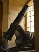 Le télescope de Foucault 1859, © ChPL / sept 2013