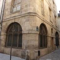 angle rue Charlemagne et rue Eginhard