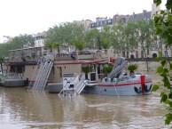 La Seine en crue - © ChPL 2 juin 2016