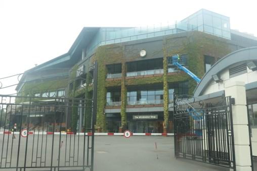 Centre Court @ Wimbledon