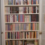 Simple Built In Bookcase My Soul Doth Delight