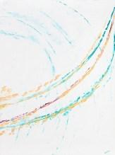 """Lift, acrylic on canvas, 40"""" x 30"""", $1200"""