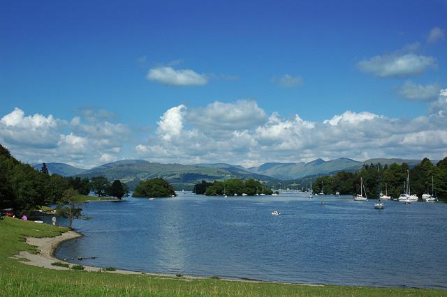 lake windrmr