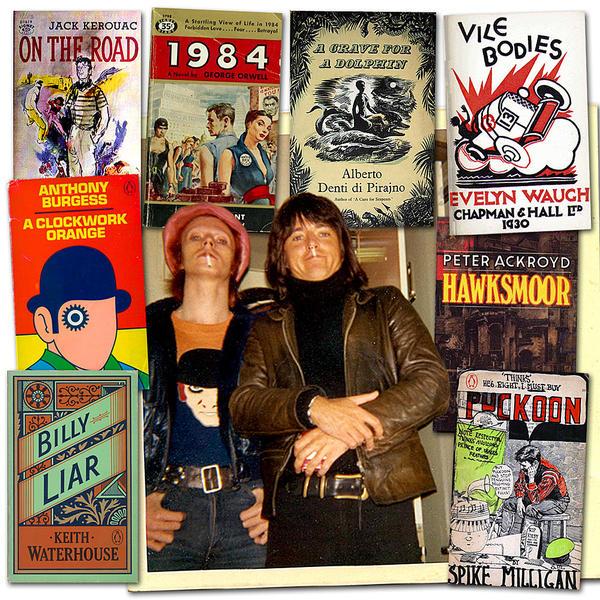 David Bowie Book Club