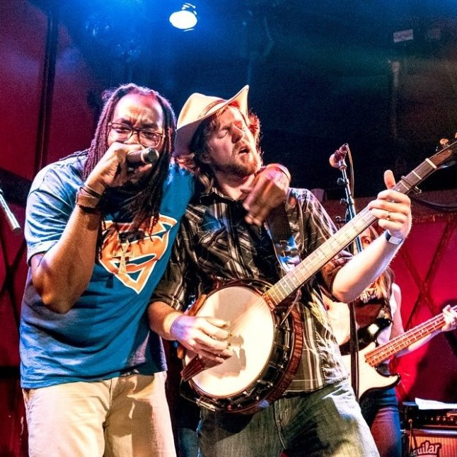 The Dynamics of a Gangstagrass Live Performance