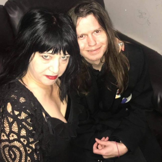 Meeting Lydia Lunch