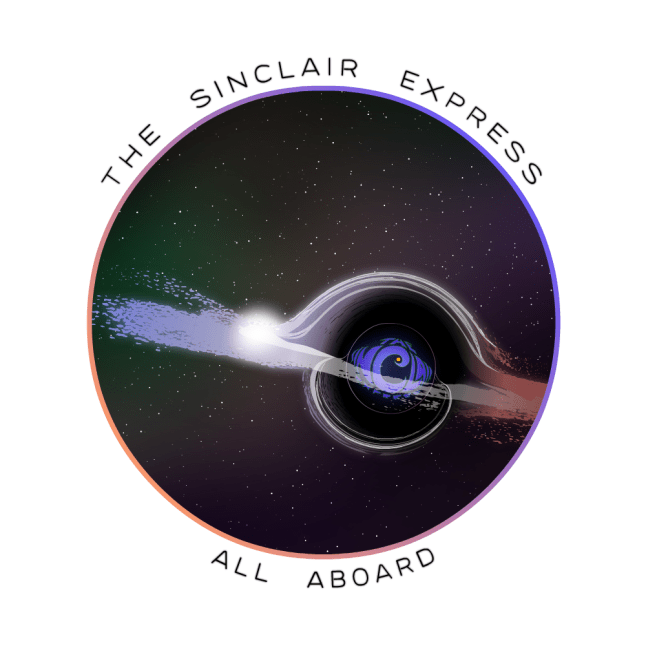 The Sinclair Express - All Aboard Album Release