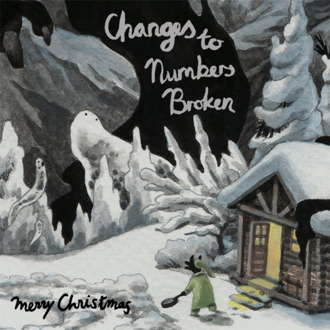 Changes to Numbers Broken by Ben George (Merry Christmas)