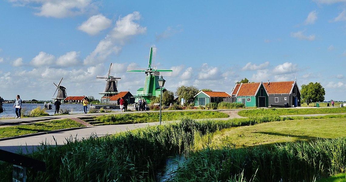 The Zaanse Schans
