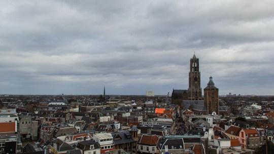 Utrecht, the central heart of the Netherlands