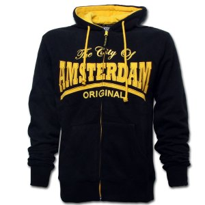 Robin Ruth - A'dam Original Hooded Zip B/Y