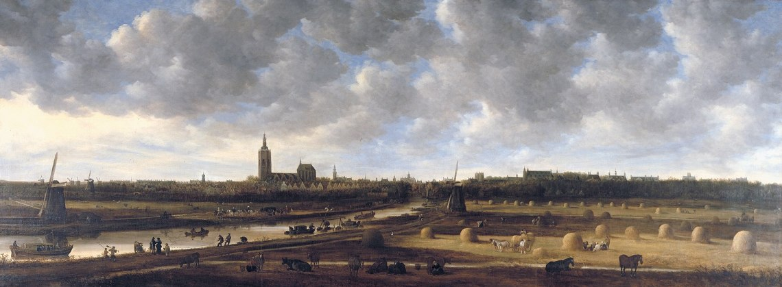 The Hague around 1650
