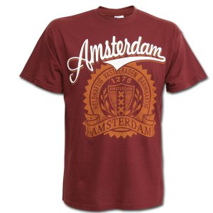 Varsity Amsterdam T-shirt