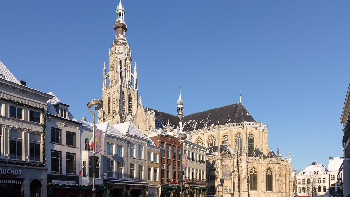Breda the Grand Dame among the cities