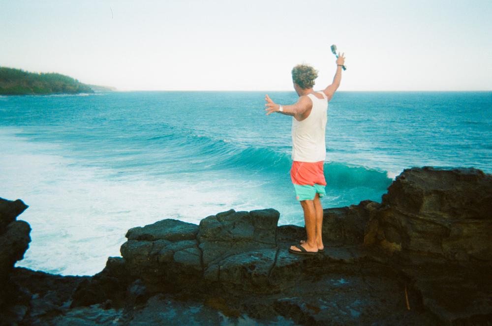 Маврикий: пленка. Часть вторая
