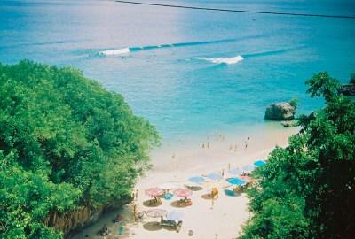 Бали «35 мм». Аналоговый серф январь