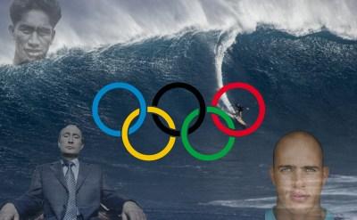Серфинг на Олимпиаде в Токио 2020. Официально.